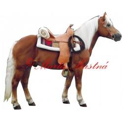 Samolepka hafling western, kůň, koně