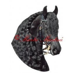 Samolepka fríský kůň