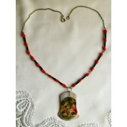 Náhrdelník perleť
