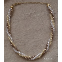 Náhrdelník perličkový