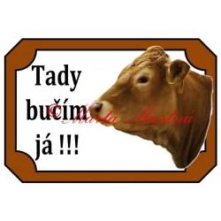 Tabulka kráva limousine, skot