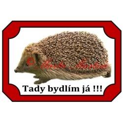 Tabulka ježek