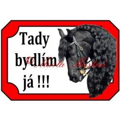 Tabulka kůň frís