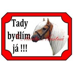 Tabulka kůň hafling