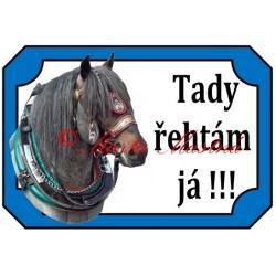 Tabulka kůň chladnokrevník