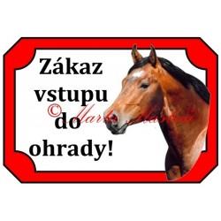 Tabulka kůň quarter