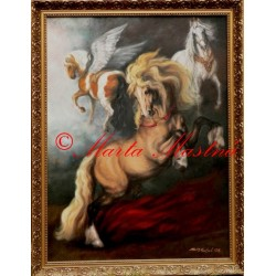 Malba inspirovaná klasickými díly