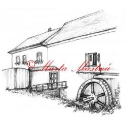 Kresba domu