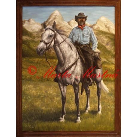 Jezdecký portrét
