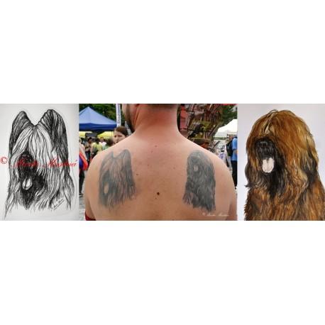 Předoha na tetování