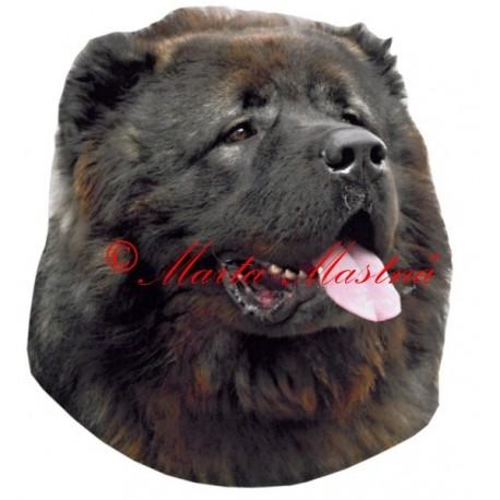Samolepka kavkazský pastevecký pes