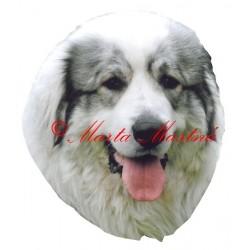 Samolepka pyrenejský horský pes archiv