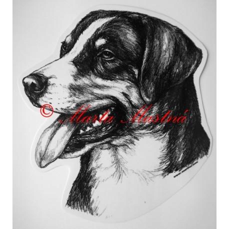 Appenzelský salašnický pes
