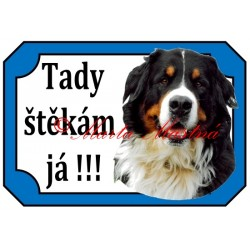 Tabulka bernský salašnický pes