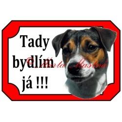 Tabulka Parson, Jack Russel teriér