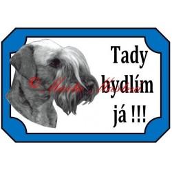 Tabulka český teriér