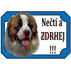 Tabulka moskevský strážní pes