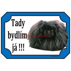 Tabulka pekinéz, pekingský palácový psík