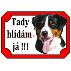 Tabulka appenzelský salašnický pes