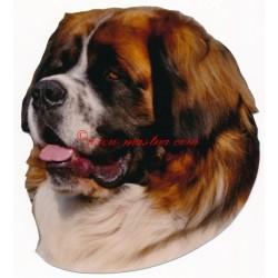 Samolepka moskevský strážní pes