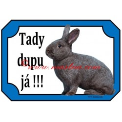 Tabulka králík stříbřitý havanovitý