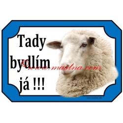 Tabulka ovce merino
