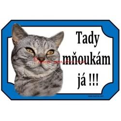 "Tabulka kočka britská ,,whiskas"""