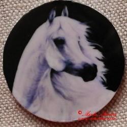 Kůň arabský magnet nebo placka