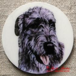 Irský vlkodav magnet nebo placka