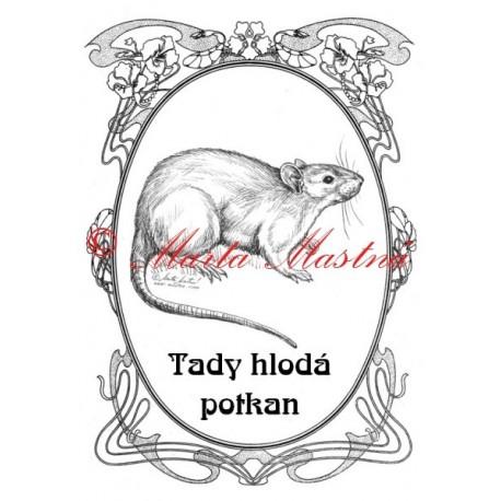 Tabulka potkan