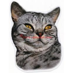 "Samolepka kočka britská ,,whiskas"""