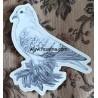 Samolepka holub česká čejka oboustranná