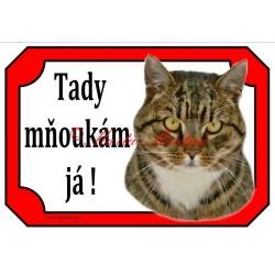 Cedulka kočka evropská