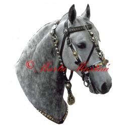 Samolepka lipicán Darius, kůň, koně