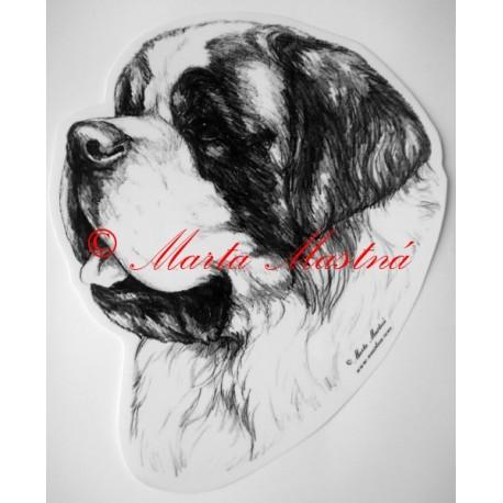 Svatobernardský pes -bernardýn